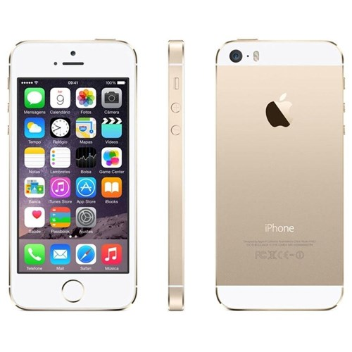 Usado - Iphone se Apple 64Gb Dourado