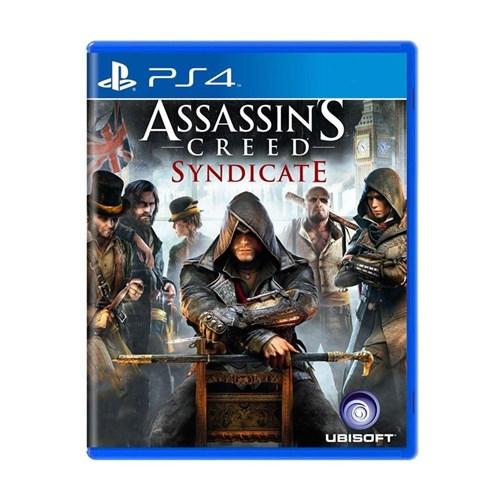 Usado - Jogo Assassin's Creed Syndicate - Ps4