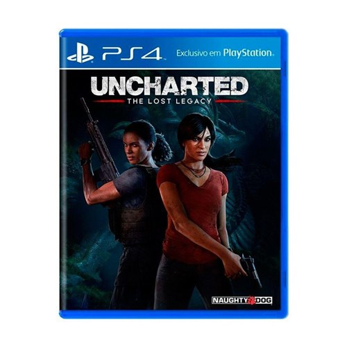 Usado - Jogo Uncharted: The Lost Legacy - Ps4