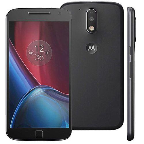 Tudo sobre 'Usado: Moto G 4gen Plus Xt1640 Motorola 32gb Preto'