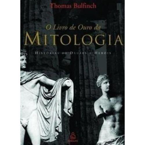 Usado: o Livro de Ouro da Mitologia: Histórias de Deuses e Heróis
