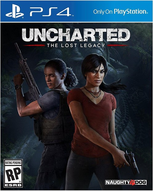Usado - Ps4 - Uncharted: The Lost Legacy