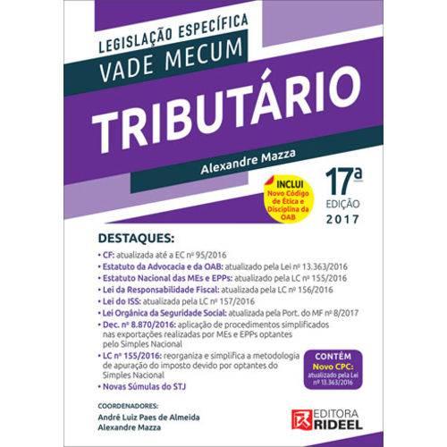 Vade Mecum Tributario - 2017