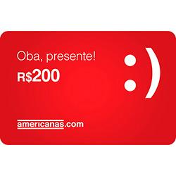 Vale-Presente - R$200