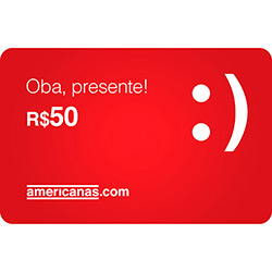 Vale-Presente - R$50