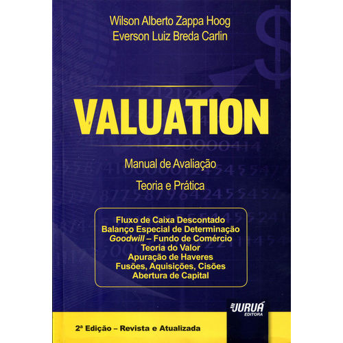 Valuation - Manual de Avaliação - 2º Ed. 2017