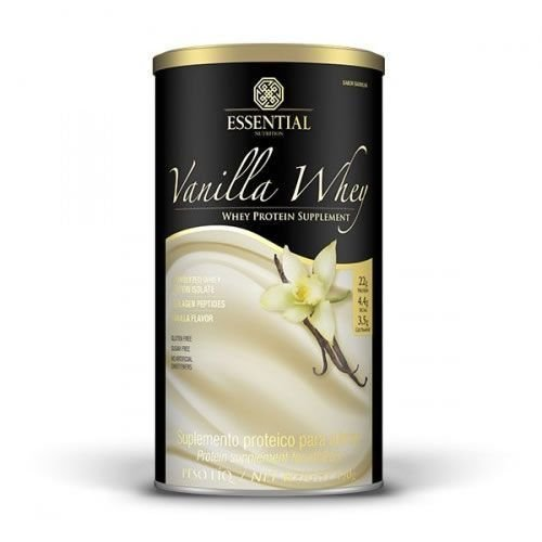 Vanilla Whey - 450g - Essential Nutrition