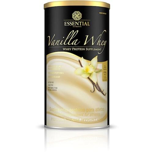 Vanilla Whey (450gr) - Essential Nutrition