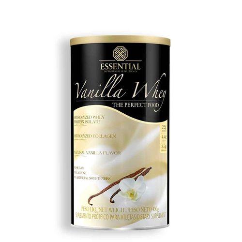 Vanilla Whey - 450gr - Essential Nutrition