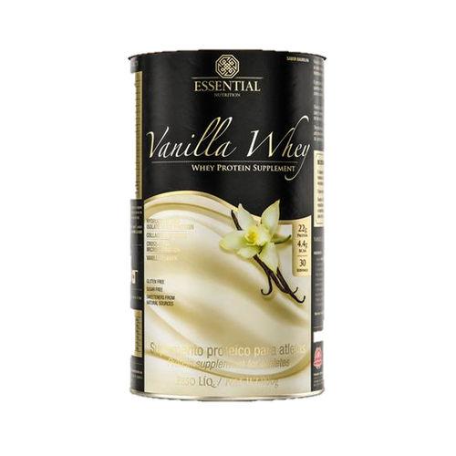 Vanilla Whey (900g)- Essential Nutrition