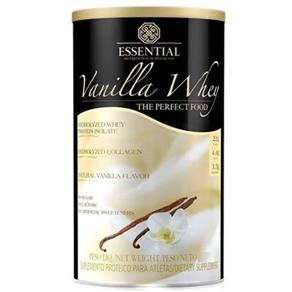 Vanilla Whey - 900G - Essential Nutrition