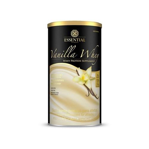 Vanilla Whey (900G) - Essential Nutrition