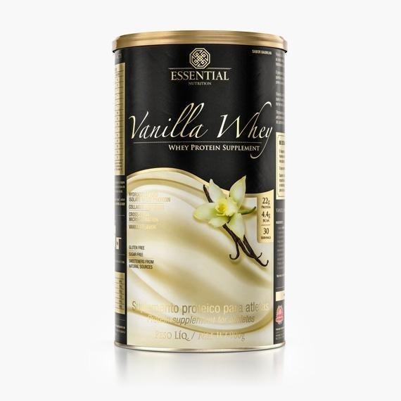 Vanilla Whey Essential 900G