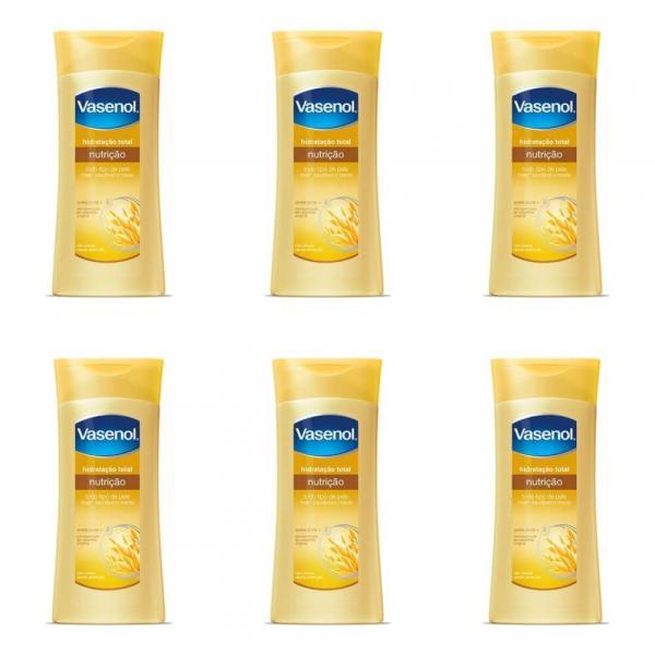 Vasenol Nutrição Loção Hidratante 200ml (Kit C/06)
