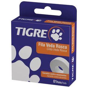 Tudo sobre 'Veda Rosca 18mmX10m Tigre'