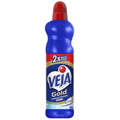 Veja Gold Limpeza Pesada Original 500 Ml