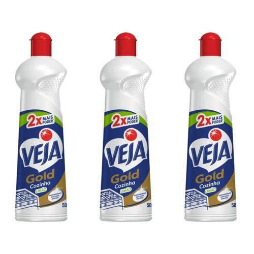 Tudo sobre 'Veja Limão Desengordurante Spray 500ml (kit C/03)'