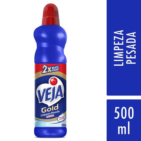 Veja Limpeza Gold Pesada Original 500Ml