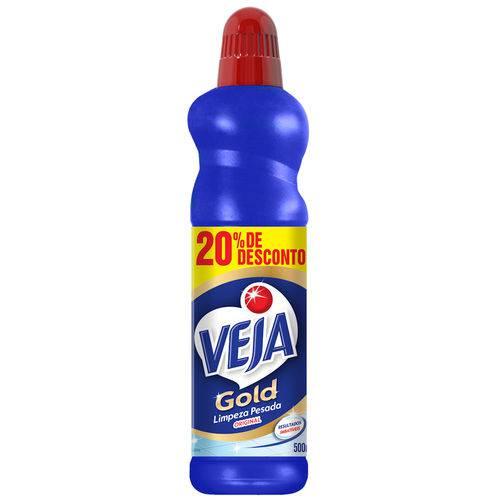 Veja Limpeza Pesada Original 500ml 20% Off