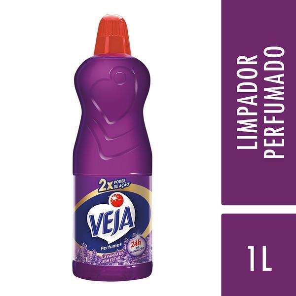 Veja Perfumes Lavanda e Bem Estar 1L