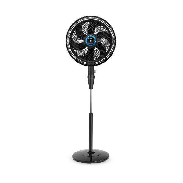 Ventilador Arno Silence Force Repelente Líquido Coluna VF5C