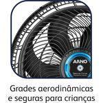 Tudo sobre 'Ventilador Arno Silence Force Repelente Líquido'