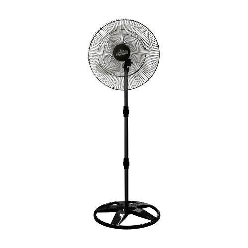 Ventilador Coluna 60cm Bivolt Preto Premium Venti-Delta