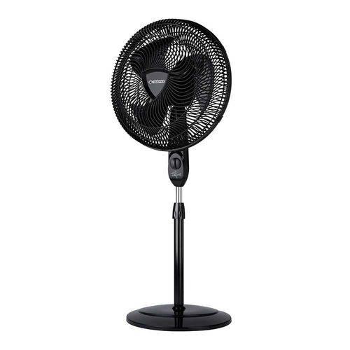 Ventilador de Coluna 40cm Cadence Vtr803 Eros 2, 3 Níveis de Velocidade + Oscilar, 80w, 110v - Preto