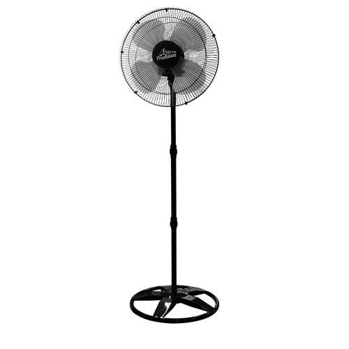 Ventilador de Coluna Premium Venti-Delta, Preto, 50cm - 695412 - Bivolt
