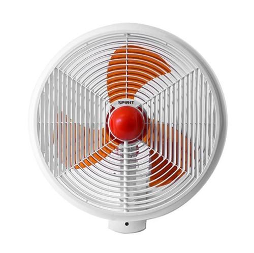 Tudo sobre 'Ventilador de Parede SPIRIT Maxximos 40cm Tangerine'