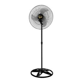 Ventilador Oscilante Coluna 60 Cm Bivolt Preto Gol