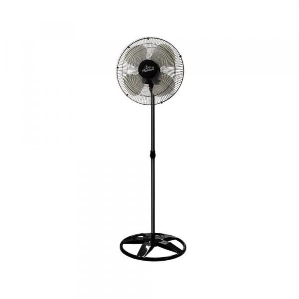 Ventilador Oscilante de Coluna 50 Cm Preto - PREMIUM (110V/220V) - Venti Delta