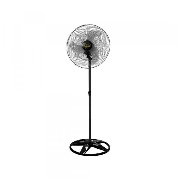Ventilador Oscilante de Coluna 60 Cm Preto - GOLD (110V/220V) - Venti Delta