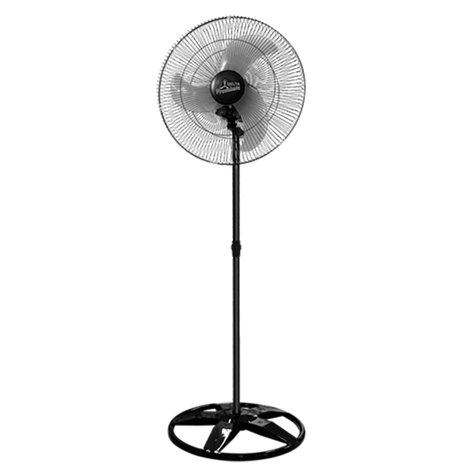 Ventilador Oscilante de Coluna 60Cm Preto Bivolt Venti-Delta