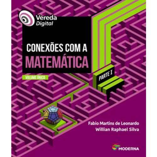 Tudo sobre 'Vereda Digital - Conexoes com a Matematica - Volume Unico - em - 02 Ed'