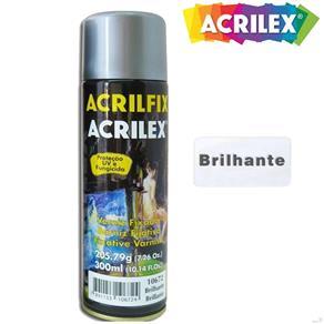 Verniz Acrilfix Brilhante Fixador 300Ml - Acrilex