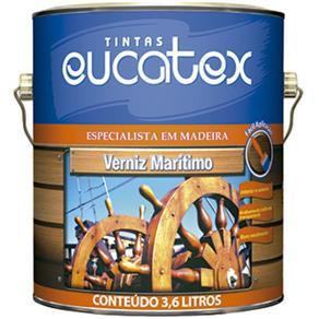 Verniz Marítimo Brilhante Eucatex Ipê 3.6Lts.