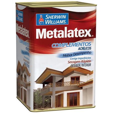 Verniz Metalatex Acrílico Incolor 18 Litros