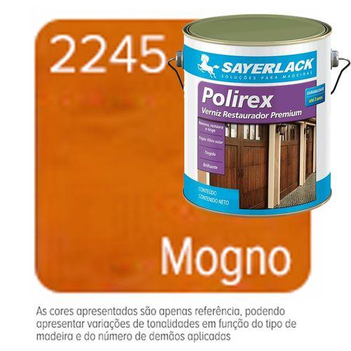 Verniz Restaurador Polirex Mogno Sayerlack 3,6 Litros