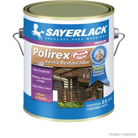 Verniz Tingidor Polirex 3,6 Litros Mogno Sayerlack