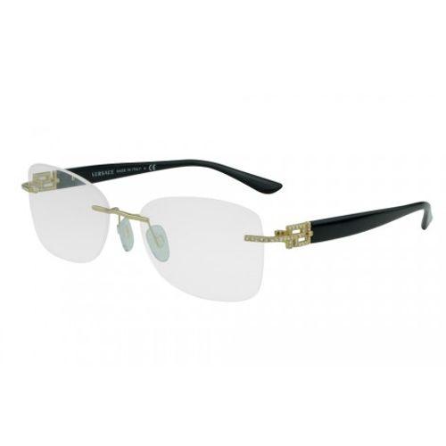 Versace 1225B 1002 - Oculos de Grau