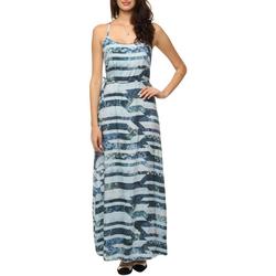 Vestido Longo Malwee Estampa Floral