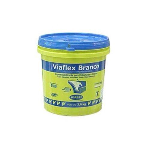 Viaflex Branco Galão 3,6 Litros