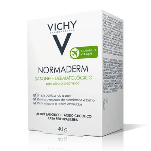 Tudo sobre 'Vichy Normaderm Sabonete Barra'