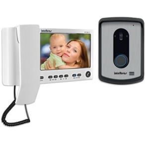 Video Porteiro C/ Monofone Iv 7010 Hs Lcd 7 Intelbras