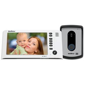 Video Porteiro com Monofone Iv 7010 Hf Intelbras