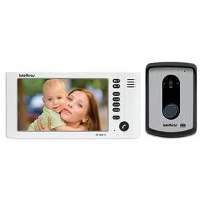 Video Porteiro Intelbras Iv7010 Hf Lcd 7 Polegadas e Handset 7´´ Branco