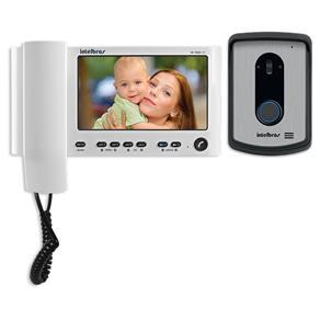 Vídeo Porteiro Intelbras Iv7010 Hs Lcd 7 Polegadas e Handset 7&Quot; Branco