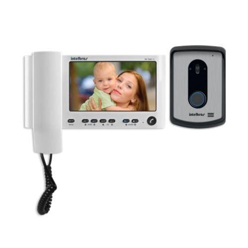 Video Porteiro IV 7010 HS Branco Intelbras 4520023