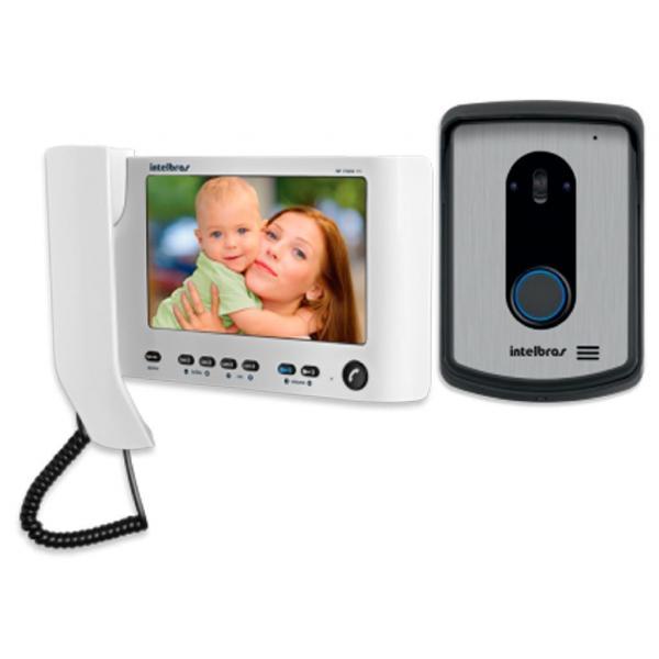 VIDEO PORTEIRO IV 7010 HS C/ TELEFONE Intelbras